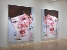 Jenny Saville: Continuum, 980 Madison Avenue, New York, September 2011 Jenny Saville, Gagosian Gallery, Madison Avenue, Art Party, Life Drawing, Art Forms, New Art, Cool Art, Awesome Art