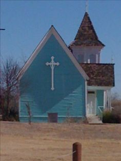 Ft Stockton, TX...drove through there so many times and always wondered about this church.