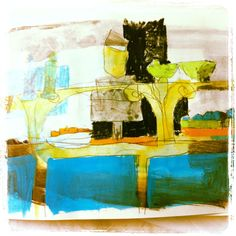 www.martinagrigoleit.de www.bigpresent.de Abstract, Architecture, Artwork, Painting, Russia, Work Of Art, Painting Art, Paintings, Paint