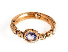 Deep Soul Ring   Jes MaHarry Jewelry