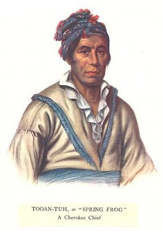"""Cherokee Indian Archive images 