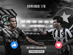 Blog do FelipaoBfr: Domingo é contra o Figueira: Pra cima deles Fogão!...