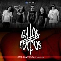"""GATOS LOCOS -  Venas Ardientes. #GATOSLOCOS  Ya viene el EP debut: """"SEXO, RON y ROCK"""" Pronto en todo el Norte de Perú por #ElRito. Escucha: """"Venas Ardientes"""""""