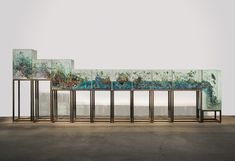 Dustin Yellin Imagines a World Wrecked by Climate Change | Artsy