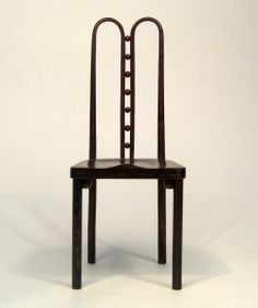 Josef Hoffman - Dining chair, ca. 1908