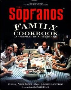 "I got ""The Sopranos Family Cookbook: As Compiled by Artie Bucco""! Which Famous Cookbook Are You?"