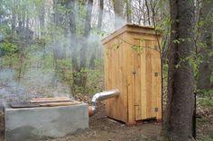 BBQ / smoke pits - Survivalist Forum