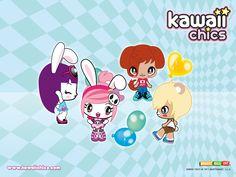 Kawaii chics