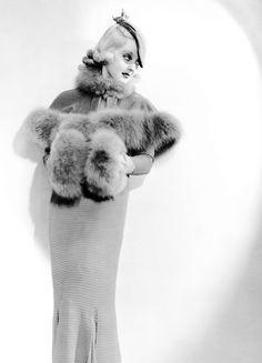"""msmildred: """" Bette Davis, 1934. """""""
