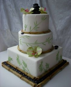 Zen Cake by LeanneW