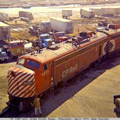 Old Time TrainsYou can find Old trains and more on our website.Old Time Trains Old Steam Train, Canadian Pacific Railway, Railroad Companies, Train Times, Old Trains, Train Engines, Ferrat, Model Train Layouts, Diesel Locomotive