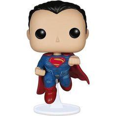 Funko - POP! Heroes: Batman vs Superman - Superman, Multi