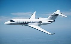 Very sleek. This Cessna Citation Longitude business jet made a nearly 5,000-nautical-mile journey to Geneva, Switzerland in May 2017, for its debut at the European Business Aviation Convention and Exposition. Read about it: http://www.kansas.com/news/business/aviation/article151901877.html
