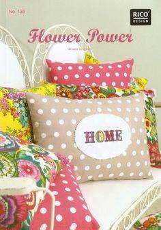 Gallery.ru / Фото #1 - 138 - Auroraten Flower Power, Diy Trend, Cross Stitch Magazines, Rico Design, Cross Stitching, Embroidery Stitches, Needlepoint, Cross Stitch Patterns, Needlework