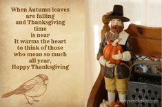 Thanksgiving poem, Thanksgiving quote,