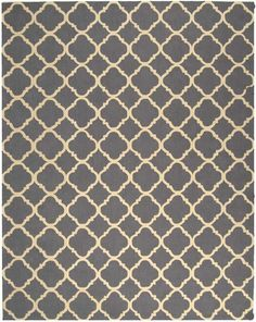 "fez II rug, 2'3""x10' for $249 (not the right size available in gray...but there is a navy option). made from cotton + chenille"