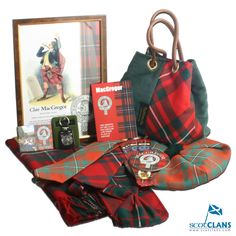 Clan MacGregor Products from ScotClans