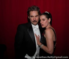 Paul F. Tompkins and Paget Brewster | Jonathan Reilly