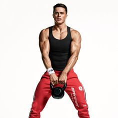 Pietro Boselli's Guide to Working Out (and Looking Good Doing It)