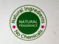 Smells nice and mild , exactly what is expected. No one would like and over powering smell for these products