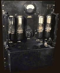 western electric amplifier 43A