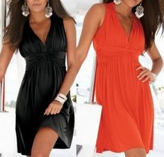 Sexy Womens Girls Fashion Sundress Holiday Casual Summer Short Beach Dress Chic