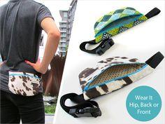 Mini Waist Pack | Sew4Home