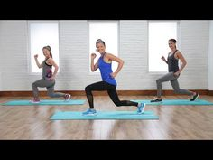 It's time to HIIT it with this super Tabata workout. You may be asking, why is this workout so super? Well, we're excited to tell you that we doubled the work period and rest period, making the interv Fitness Workouts, At Home Workouts, Fitness Tips, Body Workouts, Fit Sugar Workouts, 20 Min Training, Cardio Training, Strength Training, Hiit