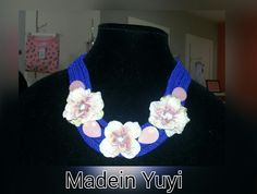 Collar#flores#made_in_yuyi