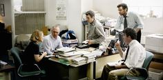 Spotlight Movie Clips: Watch Five Scenes from Tom McCarthys Latest
