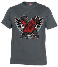 Camiseta Brothers to the end - Gears of War - Fanisetas.Com