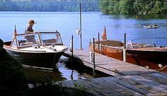 Americana - On Golden Pond Lake Hopatcong, Chris Craft Boats, On Golden Pond, Runabout Boat, Nostalgia, Antiques, Places, Classic, Music