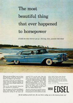 Palm Springs Automobilist: This is the EDSEL