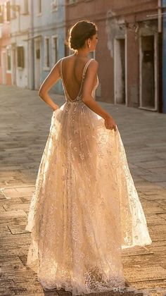 Gali Karten 2019 A line Boho Wedding Dresses Bridal Gowns Sexy Bohemia Deep V Neck Lace Appliqued Backless Tulle Floor Length with Beading - Western Wedding Dresses, Wedding Dresses 2018, Affordable Wedding Dresses, Black Wedding Dresses, Boho Wedding Dress, Boho Dress, Bridal Dresses, Lace Dress, Bridesmaid Dresses