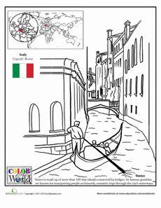 Color The World Venice