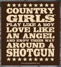Country Girl ®