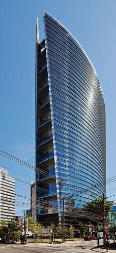 Infinity Tower – KPF (parceria) | Aflalo Gasperini