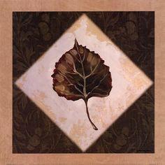 Diamond Leaves III