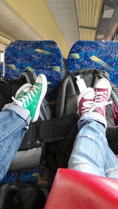 train ride...
