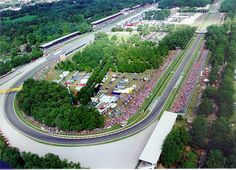 Autodromo Nazionale Monza- Is a race track located in Monza Park. The circuit's biggest event is the Formula One Italian Grand Prix.