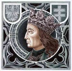 Władysław II Jagiełło Poland History, Art History, Monuments, Polish Government, Polish People, 1 Maccabees, Old Portraits, Lithuania, British Isles