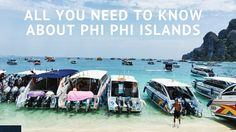 Phi Phi Island Trave