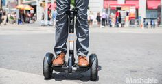 Segway miniPRO scooter had a huge, dangerous security hole