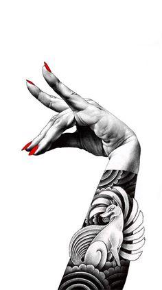 Kitsune - Would make cool tattoo