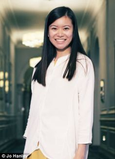 ]Katie Leung has honed her craft at an acting course at the Royal Conservatoire of Scotland and is landing lead roles.