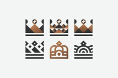 Crown Vectors by NadiaCastro on @creativemarket  #vectors #graphics #icons #illustration #royal #crown #queen #king #royalty #logo #logos #logotypes #design #graphicdesign #nadiacastro
