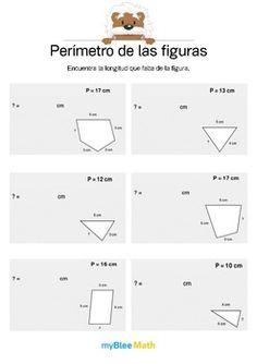 Categoría : Distancias, perímetros, áreas Módulo : Perímetro de las figuras Disponible en el AppStore. Para obtener más información : https://www.youtube.com/watch?v=aeGSFxbFN5s
