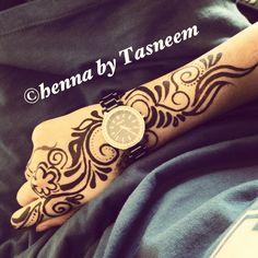 Black arabic henna
