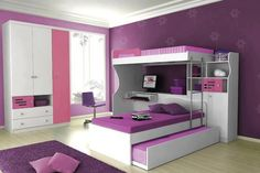 Love this bedroom...