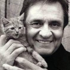 The man in black. Johnny Cash